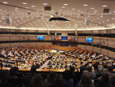 Euroopan parlamentin kokous